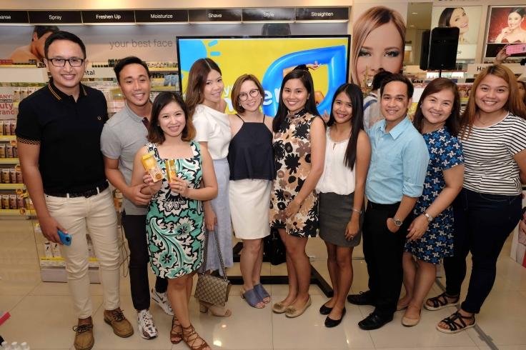 Watsons Team with Partners - Belo, Kojiesan and Unilever