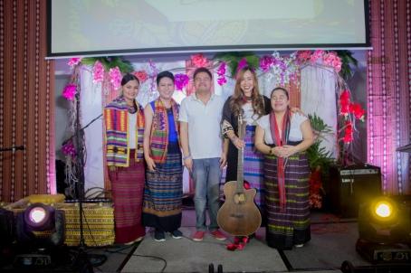 Mebuyan Mindanaw performs in Seda's Kadayawan Celebration (2).jpg